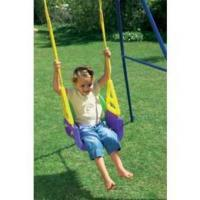 China Environmental protection Roto- moulded outdoor  child swing seat for garden wholesale