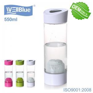 China Alkaline Bpa Free Sports Water Bottles Eco Friendly Fashionable Custom Logo wholesale