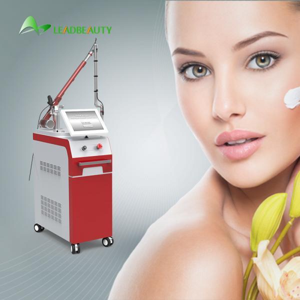 Quality 1064 / a máquina da remoção do tatoo do laser do Nd Yag do interruptor de 532nm q com Coreia importou o braço do guia claro para o uso da clínica do salão de beleza for sale