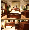 China Casa Series Queen Bed Furniture, Classic Bedroom Furniture (TM-DA819) wholesale