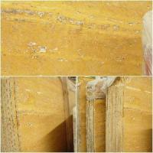 China Golden Travertine Slab wholesale
