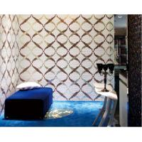 China Recycled glass mosaic living room building mosaic designs on sale