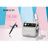 China Home Use Water Oxygen Spray Skin Rejuvenation Oxygen Therapy Machine / Water Jet wholesale