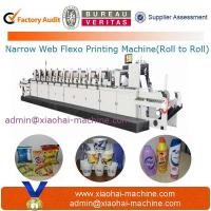 China Narrow Web Flexo Printing Machine wholesale