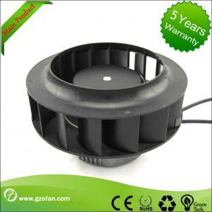 Buy cheap Отсталый изогнутый вентилятор мотора ЭК/центробежный центробежный вентилятор выт from wholesalers