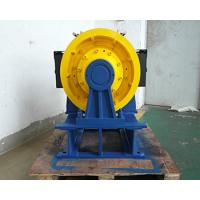China 1250kg,1.5m/s Permanent Magnet Synchronous Geared planet traction machines wholesale