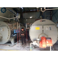 China 4 T/H Industrial Gas Oil Fired Container Steam Boilers Prices For Pharmaceutical Industry wholesale