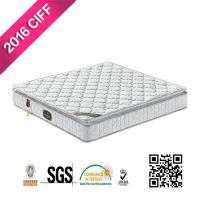 Buy cheap Insomnia Help Pillow Top Memory Foam Spring Mattress from wholesalers
