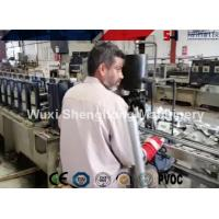 China Metal Ladder Cable Tray Roll Forming Machine with Competitive Price for Sale wholesale