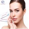 China Simo Better Long lasting Injectable Dermal Filler hyaluronic acid for deep folds wholesale
