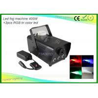 China Led Fog Light 400w Colorful Smoke Fogger Machine 3 X 1 W RGB Mini Thermal Fogger wholesale