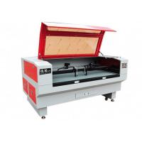 Buy cheap 1610 120W CO2 Glass Laser Tube Laser Engraving and Cutting Machine for Garment Industry from wholesalers