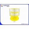 China Luz de obstrução da aviação do diodo emissor de luz das pontes/luz de advertência dos aviões com função de GPS wholesale