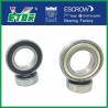 China Precision Deep Groove Ball Bearing Single Row , Electric Motor Bearings wholesale