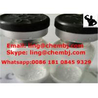 China CJC1295 Without  DAC GMP Supply Peptide Steroid Hormones Injection CJC1295 No DAC wholesale