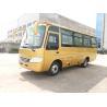 China 3.9L Cummins Engine 20 Seater Minibus /  Inner City Bus Two Folding Passenger Door wholesale