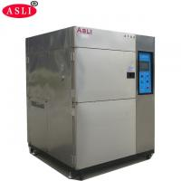 China Stainless Steel Thermal Shock Chamber / Environmental Test Equipment wholesale