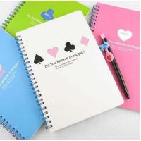 China Customized Spiral Notebook For Commercial Promotion Printing on sale