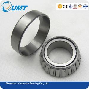 China Confiabilidad métrica abierta de los rodamientos de rodillos del estándar internacional 30206 alta wholesale