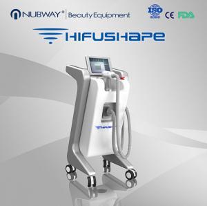 China Amazing slim hifu 2015 Nubway hifushape/hifushape ultraformer hifu wholesale