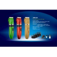 Hair Clipper Professional JTS-27rechargeable DC motor Adjustable Beard ElectricTrimmer  hairdressing tool Cordless