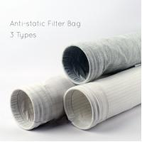 China Anti - Static Pulse Jet Fabric Filter Bags for Dust Collector wholesale