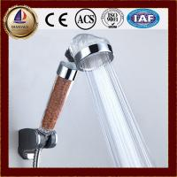 China Low Pressure Clean Shower Heads , Ion Shower Head Needle - Like Water wholesale