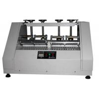 China SATRA TM92 Standard Bending Resistance Tester For Front Heels of Shoes With LED Displayer wholesale