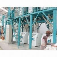 China Maize Flour Milling Machine, Various Technical Flow Grits and Cleaning Flows are Available wholesale