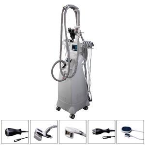 China Vacuum Bipolar RF Infrared Liposuction Laser Slimming Machine For Skin Lifing wholesale