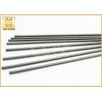 China YG8C Carbide Welding Rods , Tungsten Carbide Flat Bar Thick Grain Size wholesale