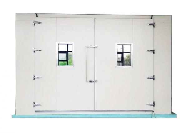 Quality Temperature Control Environmental Test Chamber Walk In Design 220VAC 50 / 60Hz for sale