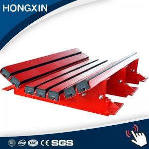 China Wear Resistant Comveyor Belt Polyurethane Rubber Impact Bed/bar on sale