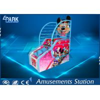 China Indoor Arcade Basketball Game Machine Coin Operated Mickey Appearance Design wholesale