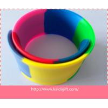 China segmented Wholesale custom cheap reflective silicone slap bracelet with high quality wholesale