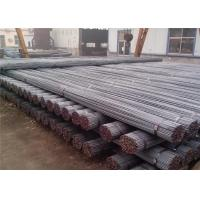 China Non Alloy Steel Round Bar Q234 Q345 Material AISI ASTM For Heavy Machinery wholesale