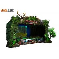 Buy cheap Indoor Amusement Equipment VR Shooting Simulator Different Version Available from wholesalers