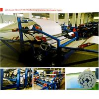 Safety EPE Foam Sheet Production Line Air - Heater Type Continuous Running