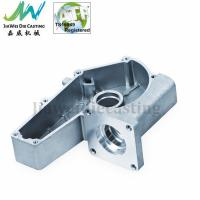 China OEM Machined Aluminum Die Casting Auto Parts / Clutch Housing with Shot Blasting Surface on sale