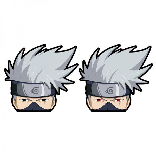 Quality Stock Size Waterproof Lenticular Sticker Naruto Lenticular Stickers Motion Lenticular Stickers for sale