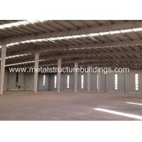 China Recyclable Metal Structure Buildings , Structural Steel Workshop Australian standard wholesale