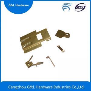 China copper stamping parts, deep drawn parts,OEM copper stamping parts on sale