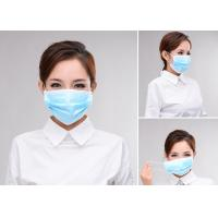 Disposable Medical Mask For Tattoo Blue Sterile Mask Breathable and Dust Mask