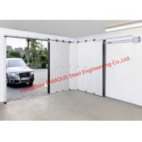 China Customized Industrial Garage Doors With Remote Operator Quick Response Side Sliding Doors For Carport wholesale