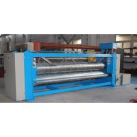 China 4000mm Non Woven Fabric Making Machine , Nonwoven Fabric Machine Working Speed 0.5-8m/Min on sale