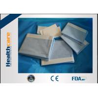 China Latex-free Disposable Surgical Pack Non Woven Absorbent Thyroid Pack By CE/ISO/FDA wholesale