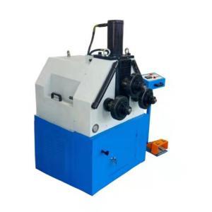 China 3.2kw Hydraulic Angle Iron Pipe 8MM Tube Bending Machine wholesale