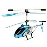 China Favorable design fashionable appearance blue 2.4Ghz electric  4 Channel RC Helicopter wholesale