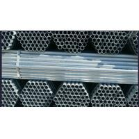 China Black Galvanized Steel Pipe For Drinking Water , Galvanised Carbon Steel Pipe wholesale