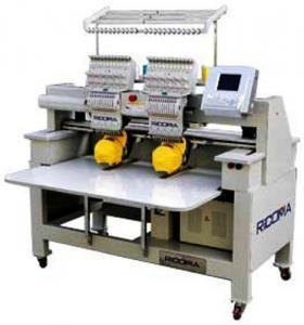 China Tubular Embroidery Machine With 15 Needle  wholesale